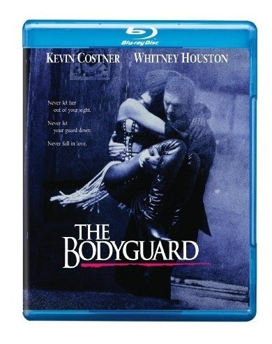 blu-ray :   - the bodyguard (remastered)