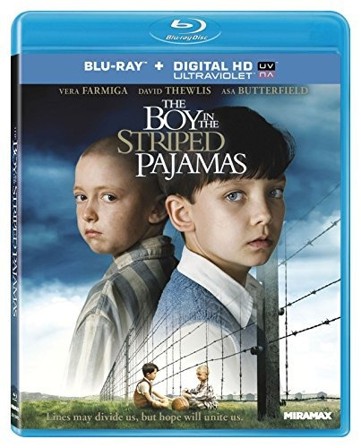 blu-ray :   - the boy in the striped pajamas (, dolby, a...