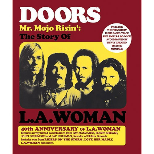 blu-ray the doors: mr. mojo risin' - the story of l.a woman