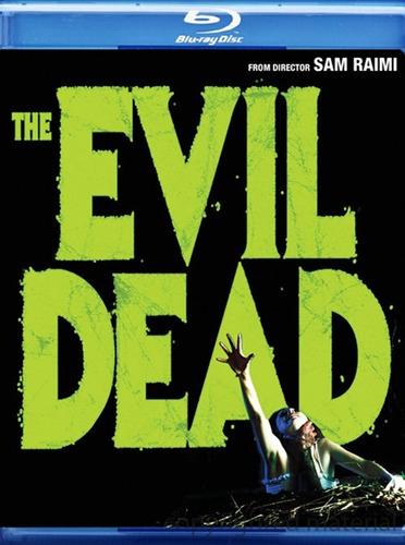 blu-ray the evil dead / diabolico