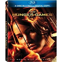 blu-ray  the hunger games