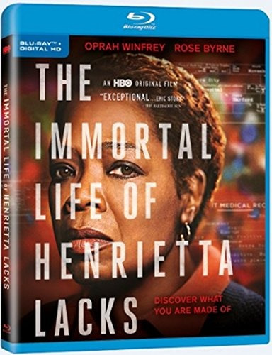 blu-ray : the immortal life of henrietta lacks (ultravio...
