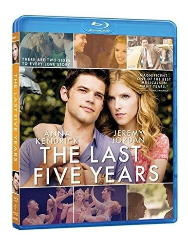 blu-ray :   - the last five years (blu-ray)