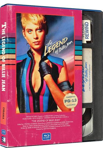 blu-ray : the legend of billie jean (blu-ray)