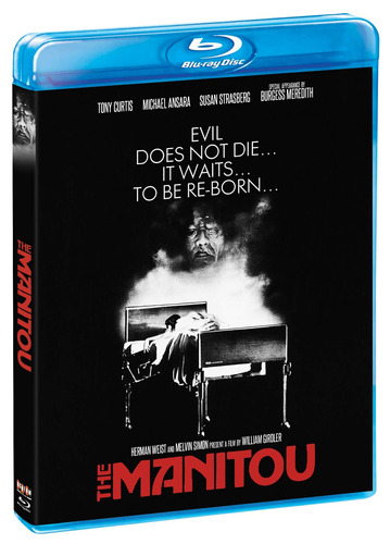 blu-ray : the manitou (widescreen)
