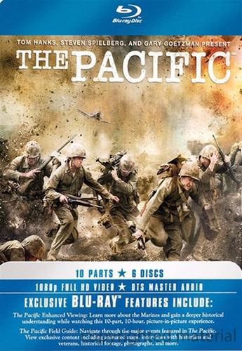 blu-ray -- the pacific (steelbook)