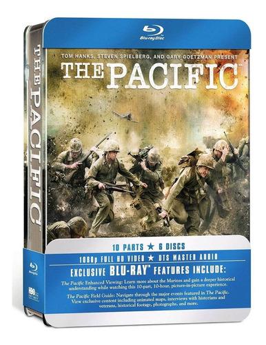 blu-ray the pacific / steelbook edition