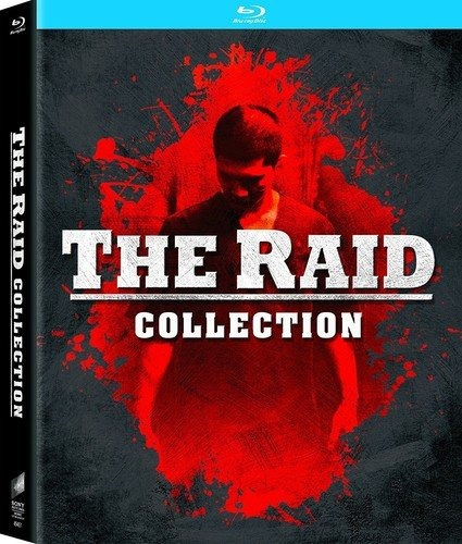 blu-ray :   - the raid collection (2 pack)