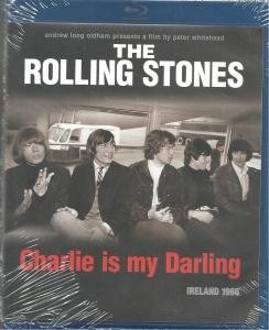 blu-ray the rolling stones - charlie is my darling