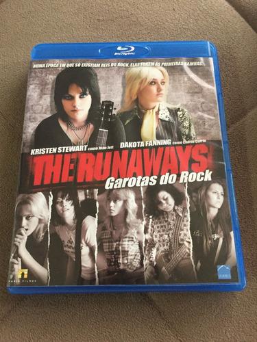 blu-ray the runaways- garotas do rock, kristen stewart