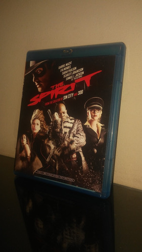 blu ray the spirit / el espiritu