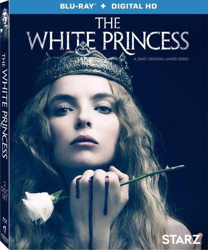 blu-ray the white princess / la miniserie completa