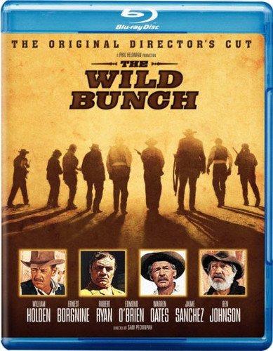 blu-ray :   - the wild bunch (director's cut / edition,...