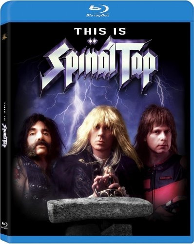 blu-ray :   - this is spinal tap (bonus dvd, , dubbed, d...