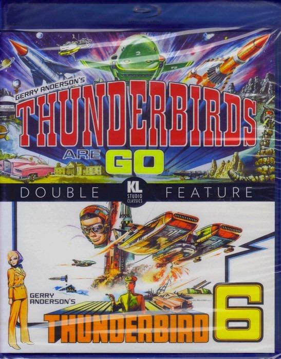 Blu Ray Thunderbirds Em Acao Thunderbird 6 Sem Portugues R