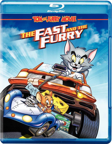 blu ray tom y jerry rapidos y furiosos fast and the furry