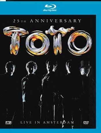 blu ray toto 25 aniversario live in amsterdam