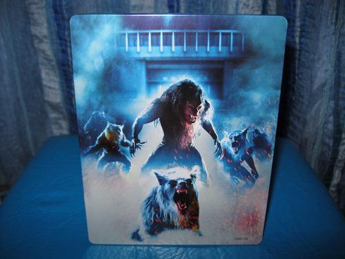 blu ray underworld awekening 3d (caja metalica)