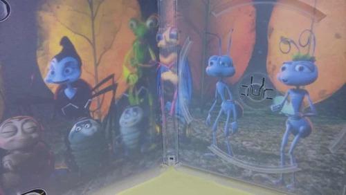 blu-ray vida de inseto