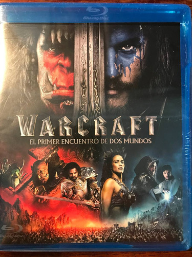 blu-ray warcraft
