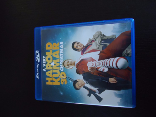 blu-ray warner brothers: a very harold & kumar christmas.