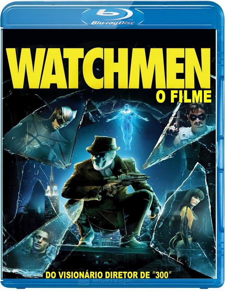 filme watchmen legendado