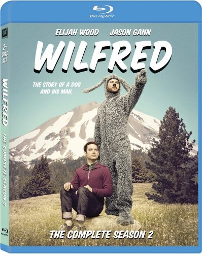 blu-ray : wilfred - wilfred: season 2 (2 pack, digital...