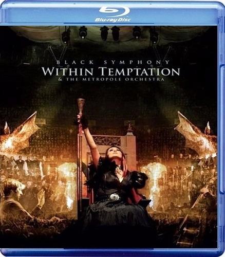 blu - ray - within temptation - black symphony