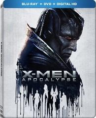 blu ray x men apocalypse steelbook metalico best buy dvd