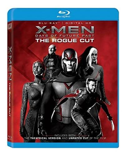 blu ray x-men days of future past the rogue cut xmen stock
