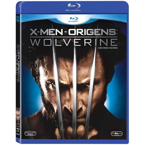 blu-ray x-men origens: wolverine lacrado