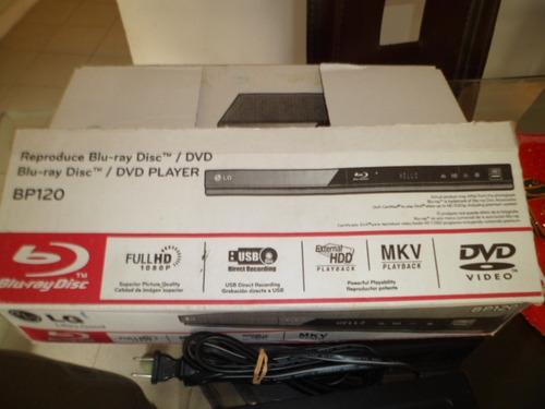 blu ray/dvd lg bp120