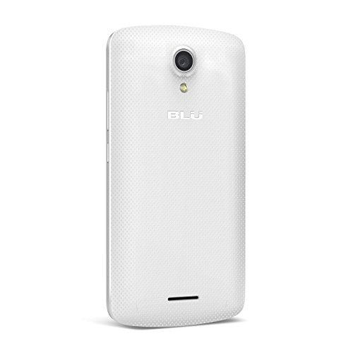 blu studio hd x gsm desbloqueado smartphone-blanco