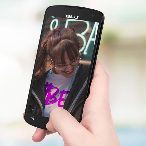 blu studio x8 hd -pantalla de 5.0 hd y camara principal 8mp