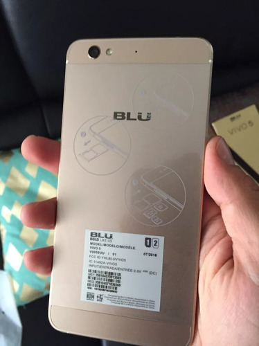blu vivo 5  32 gb  libre