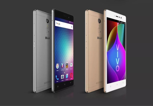 blu vivo 5r lector/huella 13mp 3gb ram 32gb flash front gtia