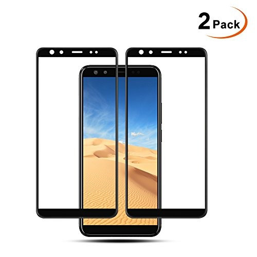 premium selection 758e3 e080b Blu Vivo X Screen Protector, [2 Pack][fit Case] 3d Full Cove