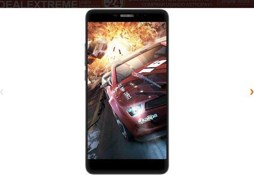 bluboo dual doble camara android 6.0 4g, 2gb de ram 16gb r