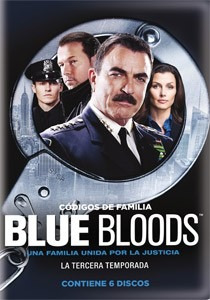blue bloods temporada 3 tres serie de tv  en  dvd