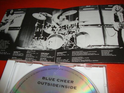 blue cheer - outsideinside
