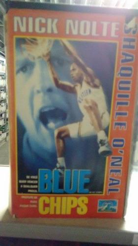 blue chips -nick nolte- drama -vhs