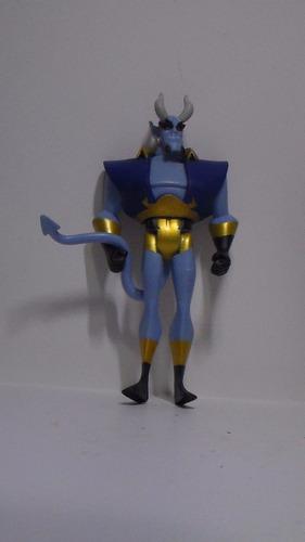 blue devil mattel liga da justiça