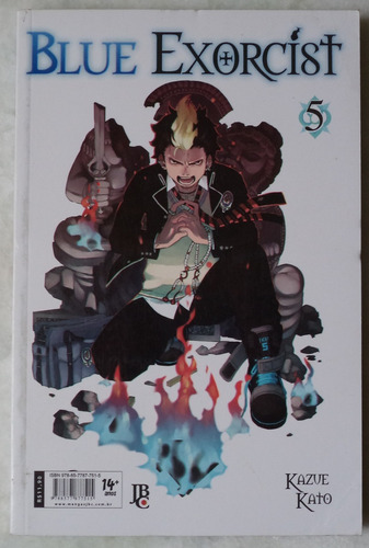 blue exorcist nº 5