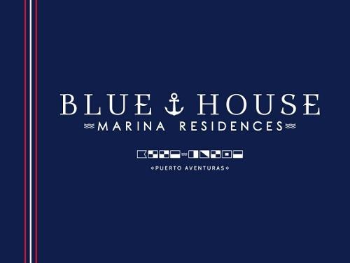 blue house marina puerto morelos exclusivo desarrollo marina