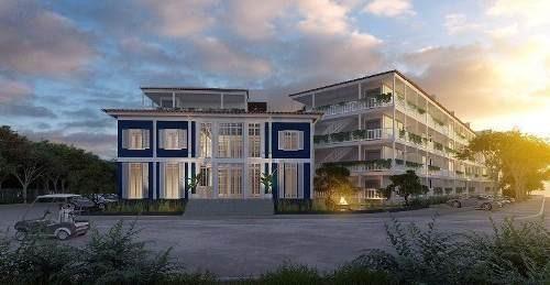 blue house, marina residences