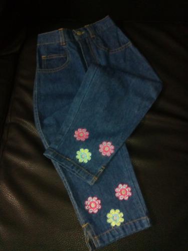 blue  jean de niña