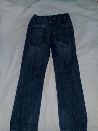 blue jean para niño wrangler