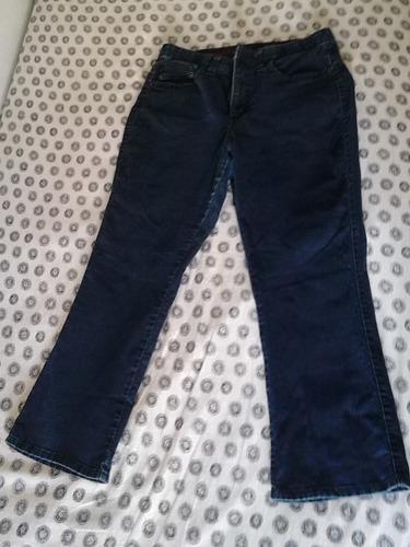 blue jeans dama lee. exclusiva edición, talla 14 usado.