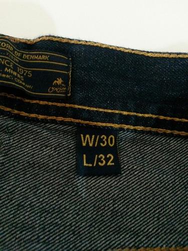 blue jeans de caballero talla 30