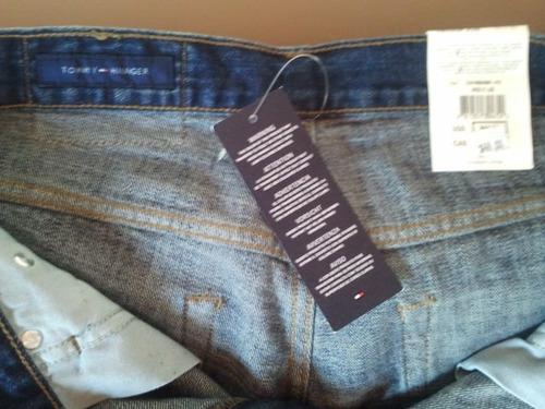 blue jeans tommy100%orig. talla 32,33 y 34  x 32  cod 513